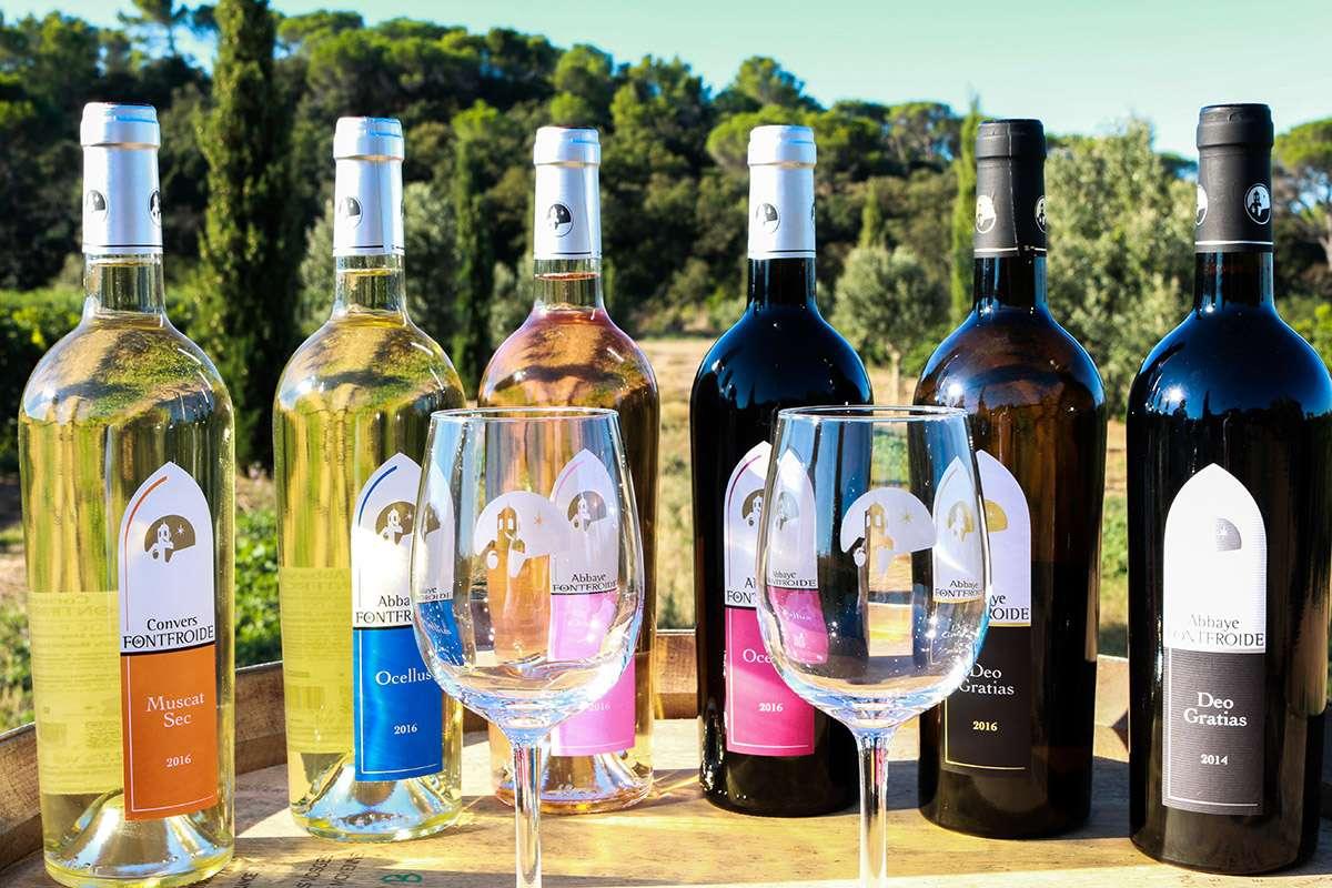 Les Vins de Fontfroide - Bouteilles